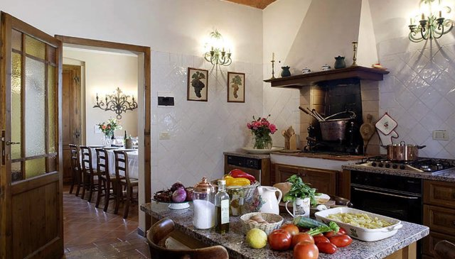 A wonderfully 18th century renovated farmhouse.