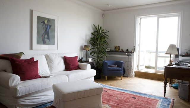 Beautiful 230 sqm apartment with the best wiew in Stockholm