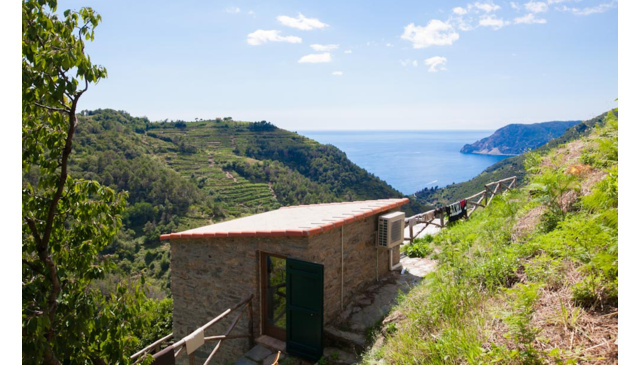 Relax at Cinque Terre's Paradise with Sea View
