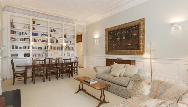 Spacious first-floor pimlico pad