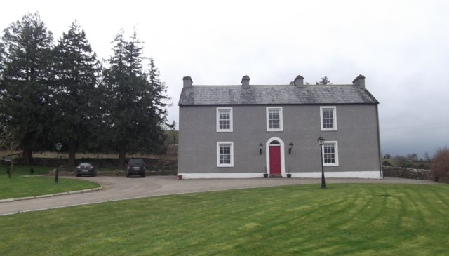 Beautiful period property refurbished adjacent the scenic lough derg