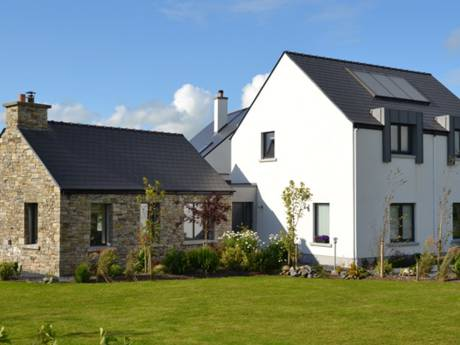 Home exchange galway ireland love home swap for Irish house plans
